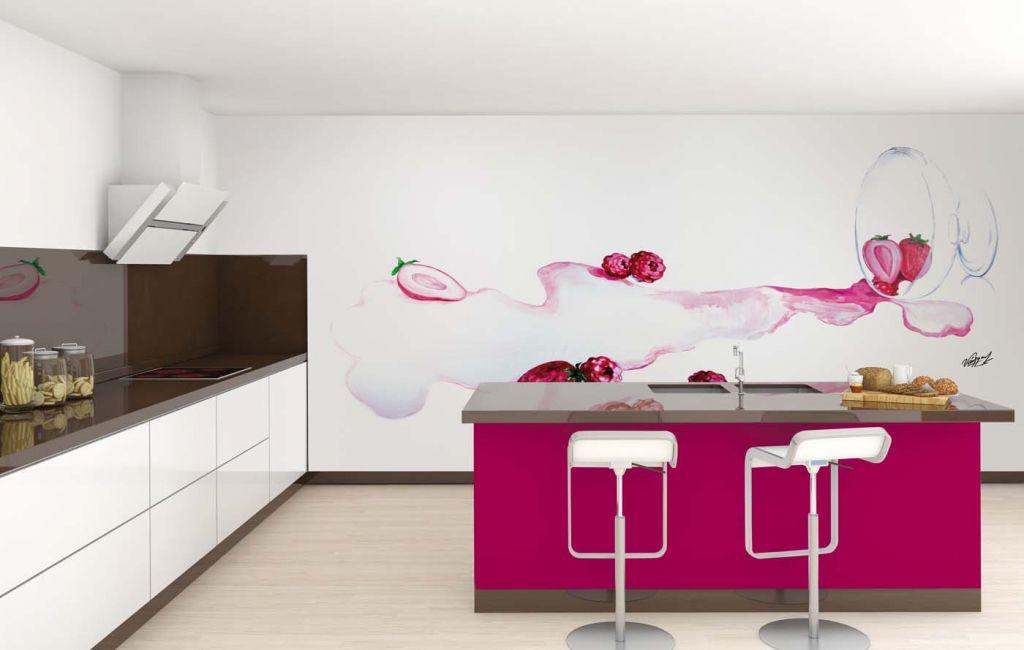 Pintura lavable para paredes tipos de pintura para pintar - Pinturas para cocinas ...