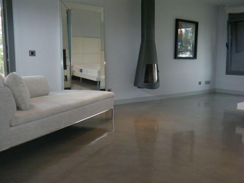 Microcemento barcelona pintores - Microcemento para suelos ...